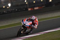 Andrea Dovizioso, Ducati, in MotoGP 18