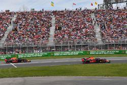 Daniel Ricciardo, Red Bull Racing RB14 voor Max Verstappen, Red Bull Racing RB14