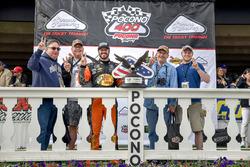 Martin Truex Jr., Furniture Row Racing, Toyota Camry Bass Pro Shops/5-hour ENERGY, victory