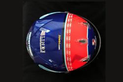 Il casco speciale di Jan Lammers
