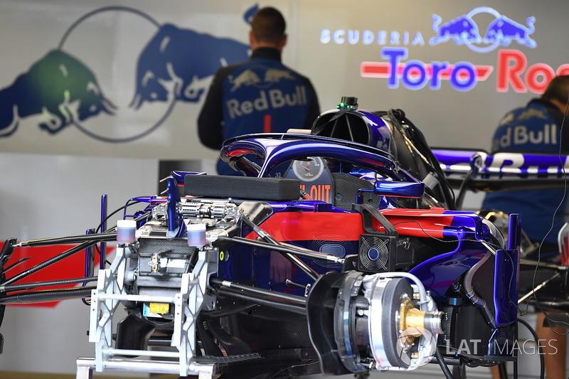 Technikai galéria csütörtökről - F1 2018 - Kanadai Nagydíj