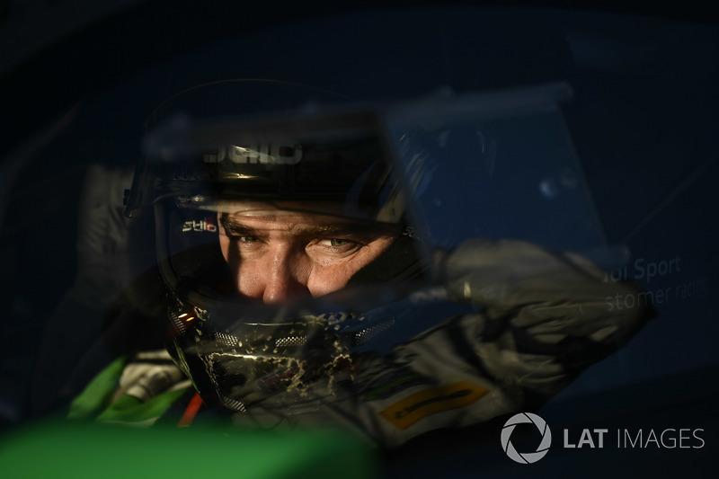 #44 Magnus Racing Audi R8 LMS GT3, GTD: John Potter