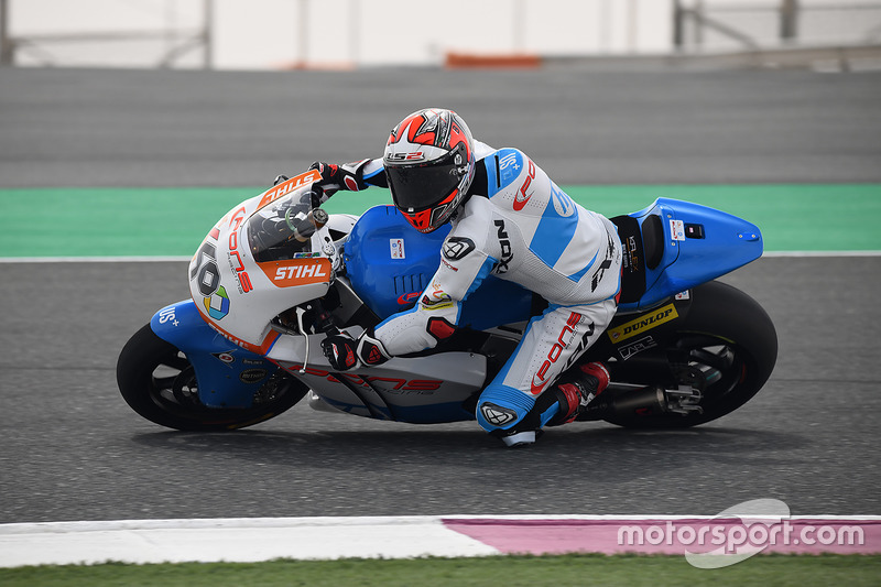 Hector Barbera, Pons HP 40