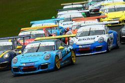 Carros da Porsche em Curitiba