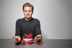Nico Rosberg and fortune cookies