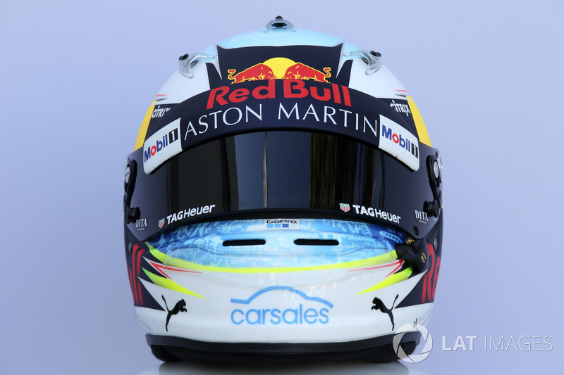 #3: Daniel Ricciardo, Red Bull