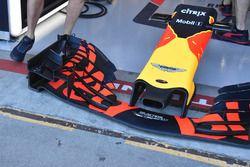 Red Bull Racing RB14, dettaglio anteriore