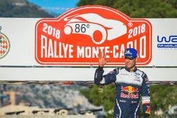 Winner Sébastien Ogier, M-Sport Ford