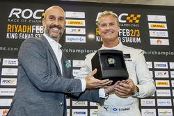 Winnaar David Coulthard