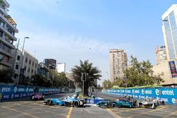 Alex Lynn, DS Virgin Racing Nicolas Prost, Renault e.Dams, Oliver Turvey, NIO Formula E Team, Lucas