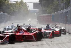 Jérôme d'Ambrosio, Dragon Racing Lucas di Grassi, Audi Sport ABT Schaeffler., Nick Heidfeld, Mahindr