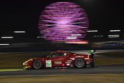 #82 Risi Competizione Ferrari 488 GT3, GTD: Ricardo Perez de Lara, Martin Fuentes, Santiago Creel, M