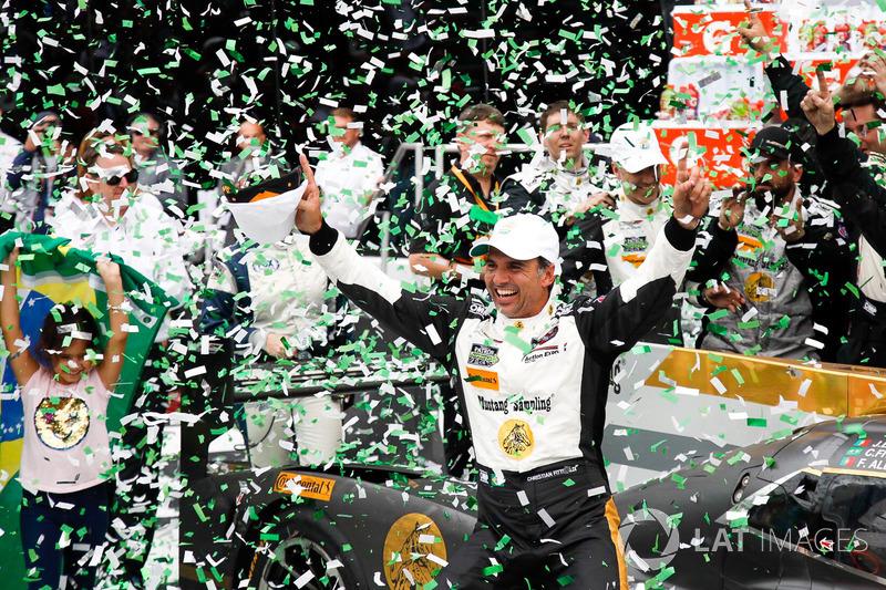 Ganador carrera Christian Fittipaldi, Action Express Racing