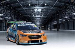 Автомобиль Holden Commodore команды Brad Jones Racing