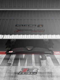 ORECA Rebellion R3B13