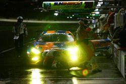 Пит-стоп: Микаэль Грайнер, Кенни Хабуль, Томас Ягер, Маро Энгель, SunEnergy1 Racing, Mercedes AMG GT