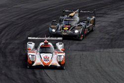 #54 CORE autosport ORECA LMP2, P: Jon Bennett, Colin Braun, Romain Dumas, Loic Duval, #5 Action Expr