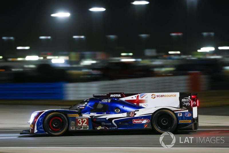 4. Prototyp: #32 United Autosports, Ligier LMP2