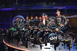 Sky Racing Team VR46 launch
