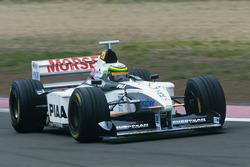 Ricardo Rosset, Tyrrell Racing