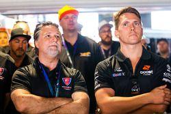 Mario Andretti, Ryan Walkingshaw, Walkinshaw Andretti United Holden