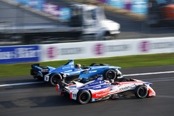 Felix Rosenqvist, Mahindra Racing, Sébastien Buemi, Renault e.Dams