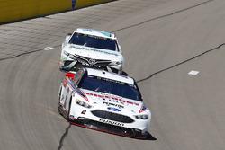 Brad Keselowski, Team Penske, Ford Fusion Discount Tire, Gray Gaulding, BK Racing, Toyota Camry Eart