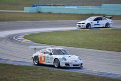 #31 MP1B Porsche GT3 Cup, Allan Hellmeister, Adalberto Baptista, Bruno Baptista,, Luca Seripieri, MGM Racing