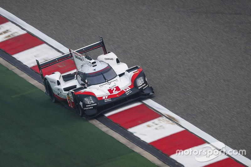 2. LMP1: Porsche Team, Porsche 919 Hybrid