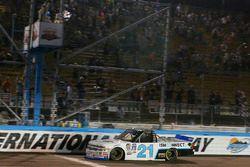 Sieg für Johnny Sauter, GMS Racing Chevrolet
