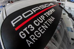 Presentación de la Porsche GT3 Cup Trophy Argentina