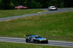 #80 Lone Star Racing Mercedes-AMG GT3: Mike Skeen, Scott Heckert