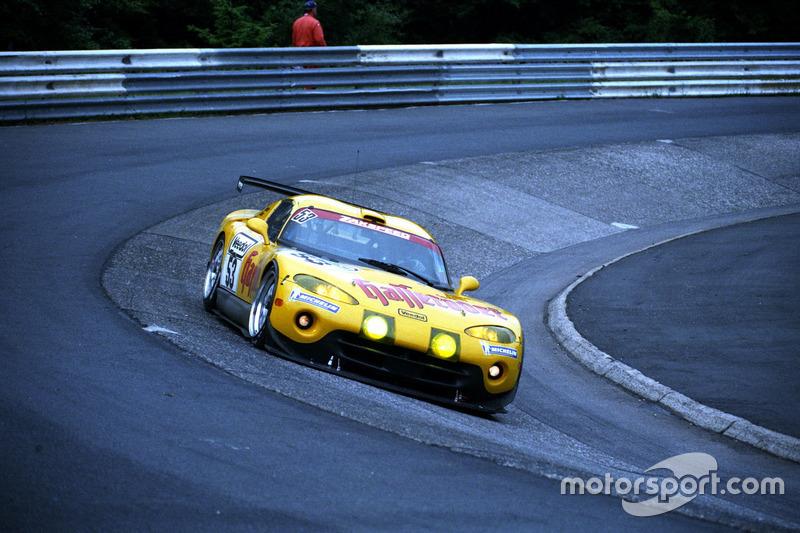 1999: Peter Zakowski, Hans-Jürgen Tiemann, Klaus Ludwig, Marc Duez (Chrysler Viper GTS-R)