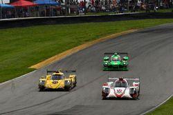 #54 CORE autosport ORECA LMP2, P: Jon Bennett, Colin Braun, #86 Meyer Shank Racing with Curb-Agajanian Acura NSX, GTD: Katherine Legge, Alvaro Parente