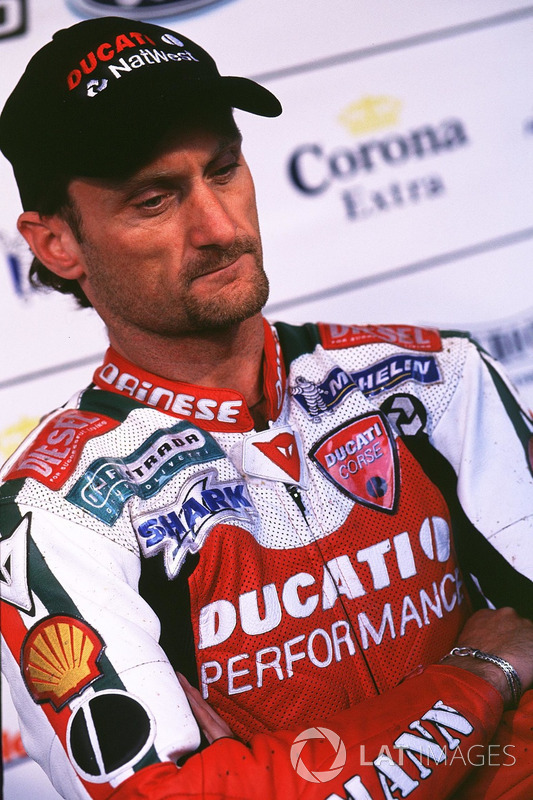 Carl Fogarty, Ducati