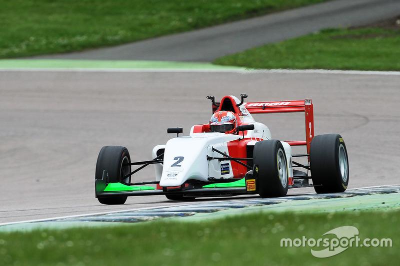 British F3 - Snetterton (May 25-27)