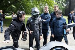 Campeón mundial de Fórmula 1, Nico Rosberg