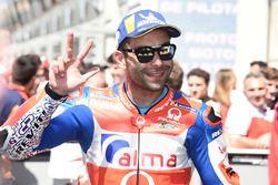 Le troisième, qualfying Danilo Petrucci, Pramac Racing