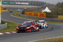 Attila Tassi, Hell Energy Racing with KCMG Honda Civic Type R TCR