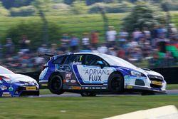 Ashley Sutton, Team BMR Subaru Levorg GT