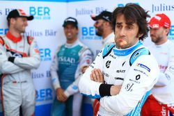 Nicolas Prost, Renault e.Dams, dans la zone médias