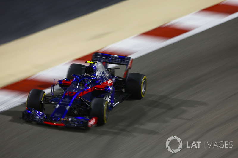 GP do Bahrein - Pierre Gasly