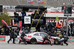 Brandon Jones, Joe Gibbs Racing, Toyota Camry Toyota Service Centers