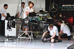 Miembros del equipo Mercedes