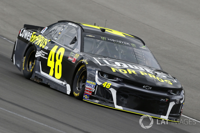 9. Jimmie Johnson, No. 48 Hendrick Motorsports Chevrolet Camaro