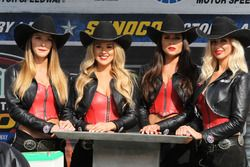 Chicas Texas Motor Speedway