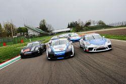 Gianmarco Quaresmini, Dinamic Motorsport, Tommaso Mosca, Tsunami RT, Sergio Campana, Ghinzani Arco Motorsport e il resto dei protagonisti della Carrera Cup 2024