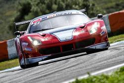 Alessandro Pier Guidi e Mikkel Mac, Luzich Racing