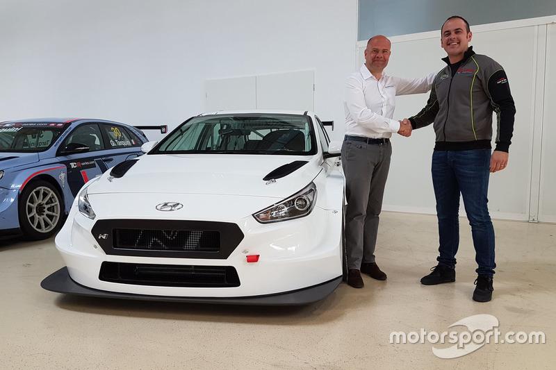 Nicola Baldan, Andrea Adamo, Hyundai i30 N TCR