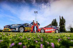 Kevin Eriksson ve Robin Larsson, Olsbergs MSE